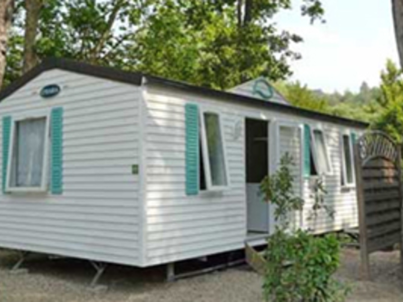MOBILHOME 4 personnes - ECO 2 chambres