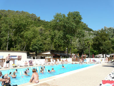 Camping Vallon Rouge
