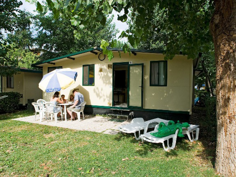 MOBILHOME 6 personnes - SOLE, 2 chambres