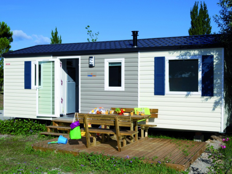 MOBILHOME 6 personnes - H6P2
