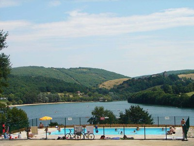 Camping Lac du Causse