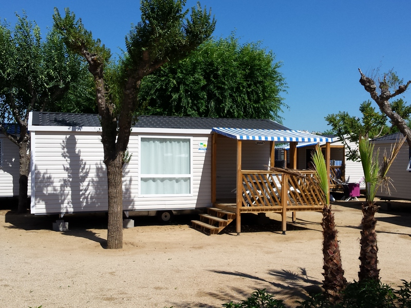 MOBILHOME 6 personnes - COSY CLIM 2 chambres