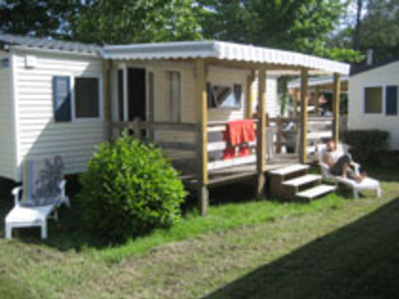 MOBILHOME 5 personnes - FAMILY 2 chambres