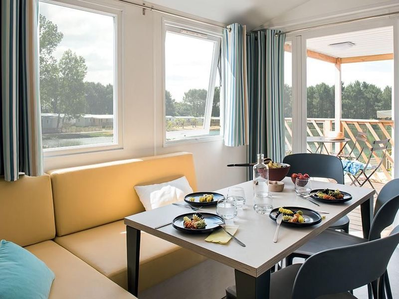 MOBILHOME 6 personnes - Cosy 2 Ch. 5/6 Pers.