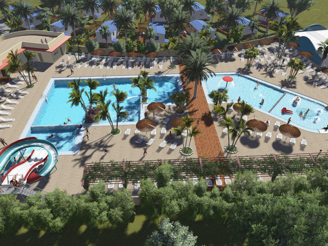 Camping l'Oasis, 4* - 1