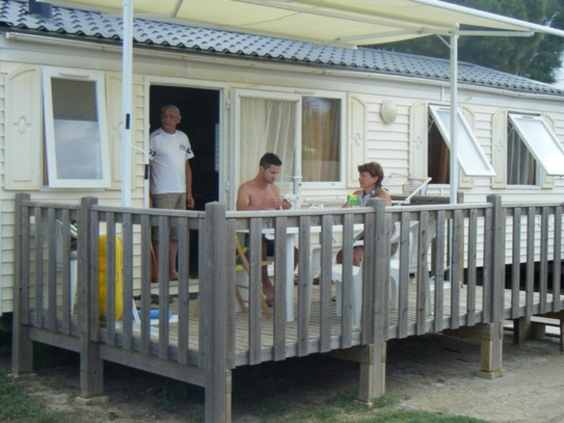 MOBILHOME 6 personnes - FAMILY