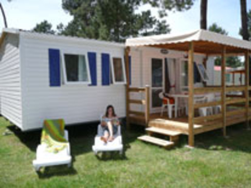 MOBILHOME 7 personnes - Family 3 Ch. 6/7 Pers.