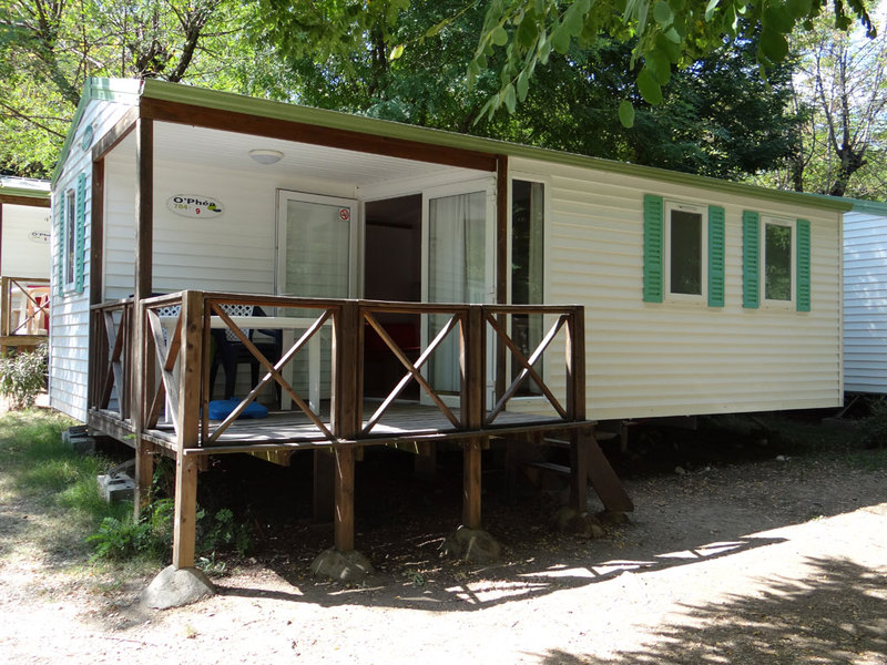 MOBILHOME 6 personnes - O'PHEA, 3 chambres + TV + Clim