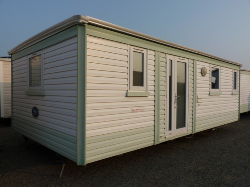 MOBILHOME 4 personnes - COTTAGE + TV