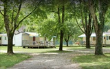 Camping les Radeliers Woka Loisirs - Port lesney