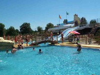 Camping Ile du Pont Bel Air Village