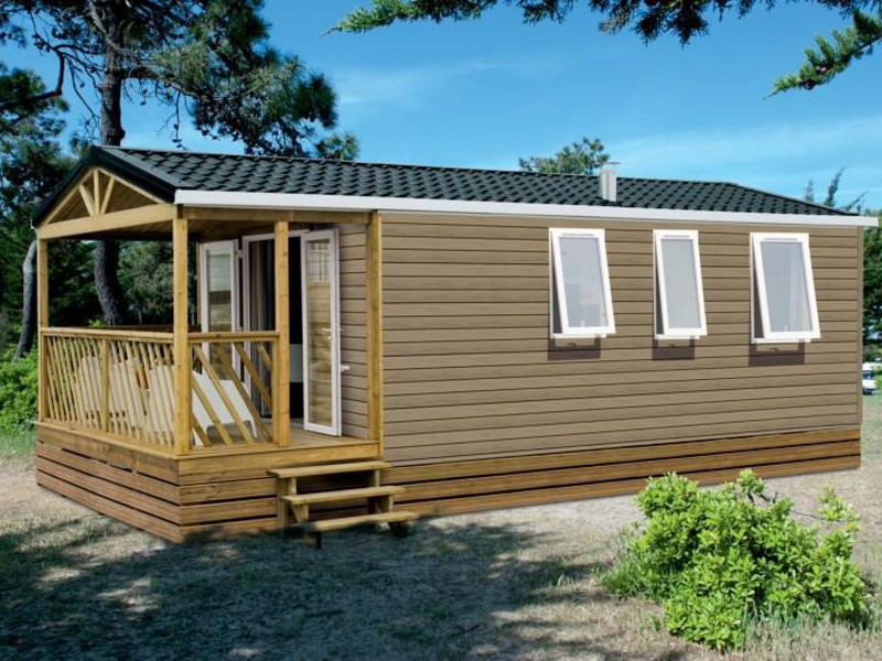 MOBILHOME 4 personnes - BAY