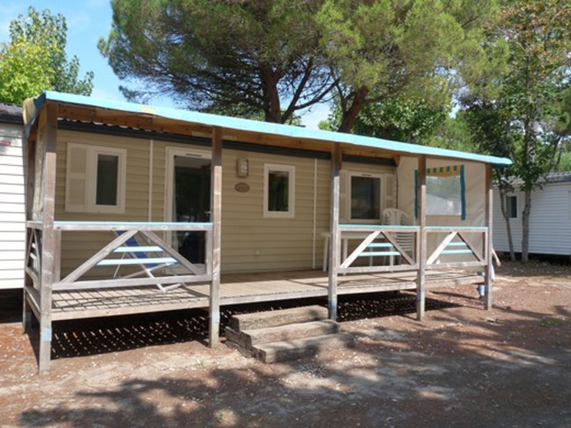 MOBILHOME 8 personnes - 3 chambres + clim (M38C)