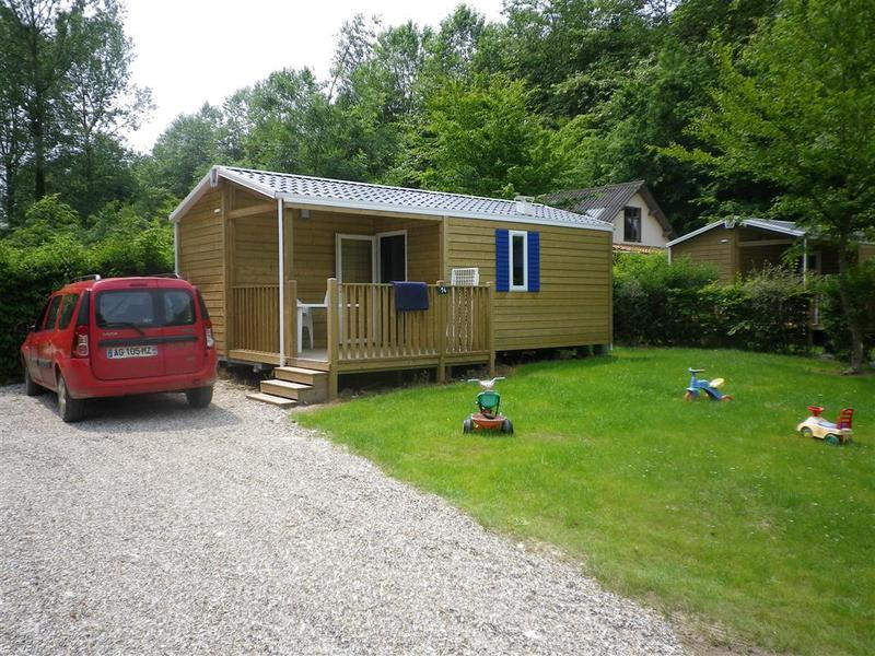 MOBILHOME 4 personnes - COSY CONFORT