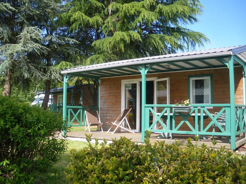 CHALET 4 personas - Canelle 24m2 + WiFi gratis, 2 habs.