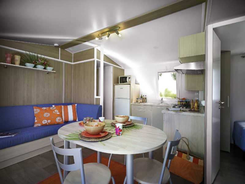 MOBILHOME 6 personnes - TRIBORD