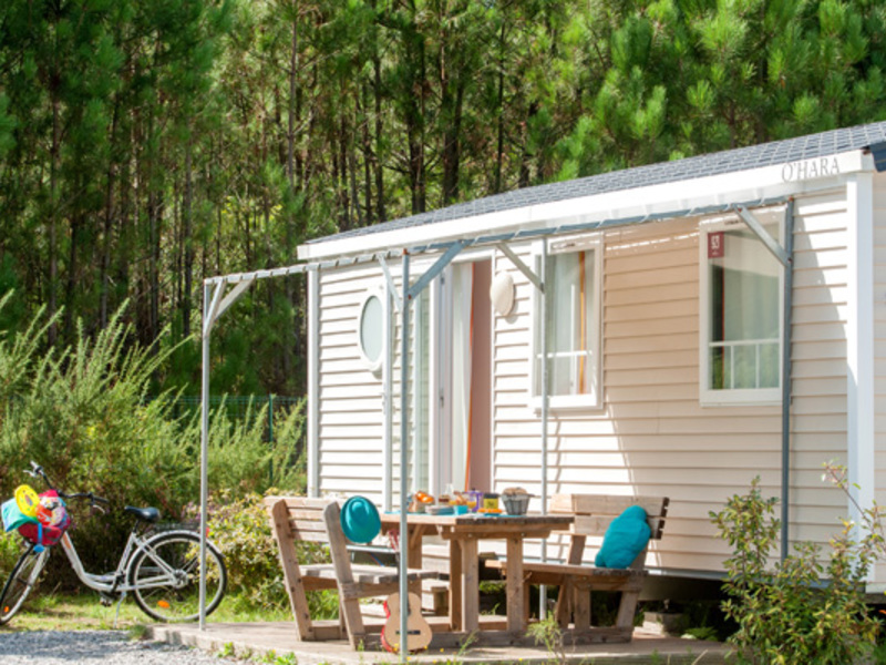 MOBILHOME 5 personnes - Classic (H5P2 )