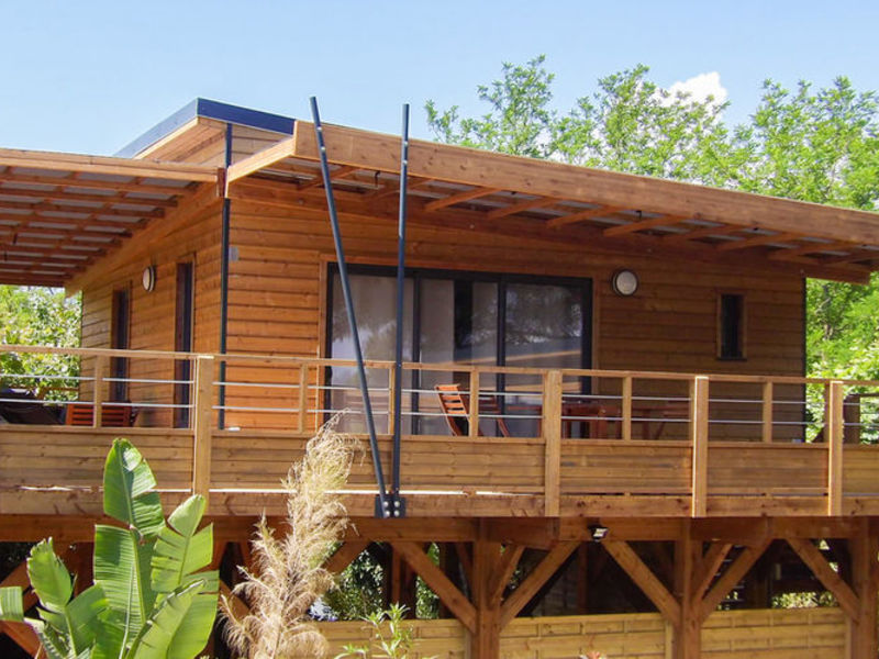 CHALET 6 personnes - Kabane