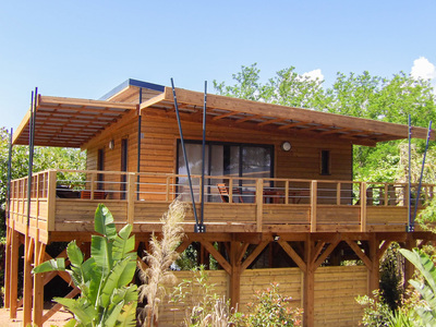 Camping Ecolodge Etoile d'Argens