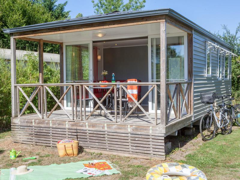 MOBILHOME 4 personnes - Cottage Bambou ***