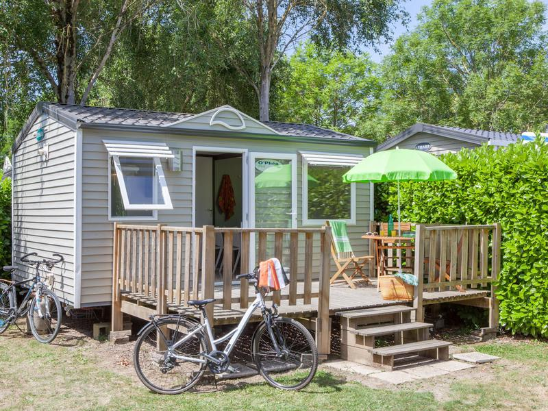 MOBILHOME 3 personnes - Cottage Wind ***