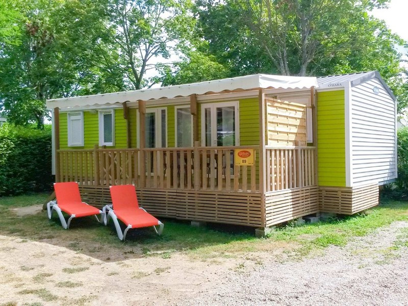 MOBILHOME 6 personnes - Cottage Deep ****