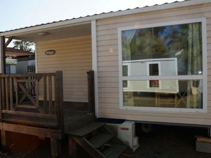 MOBILHOME 7 personnes - CONFORT, 2 chambres + TV