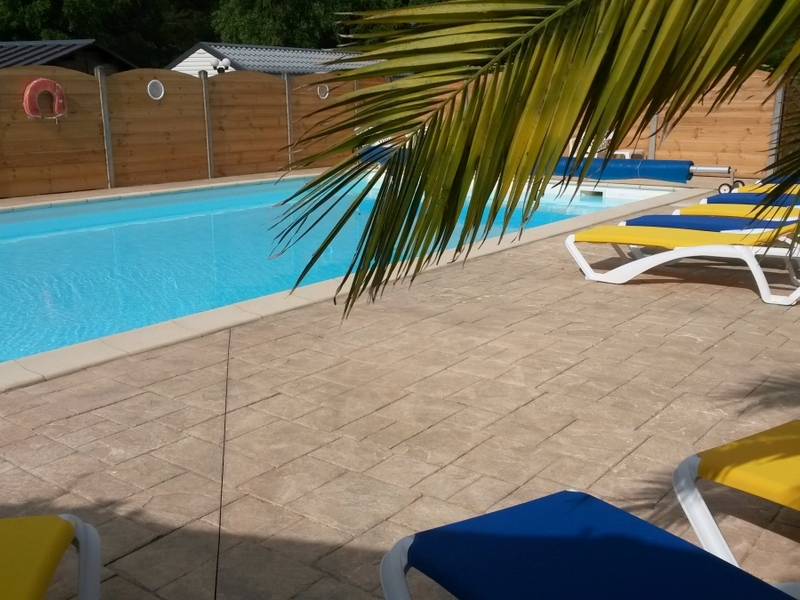 Camping west camping for Camping perros guirec piscine