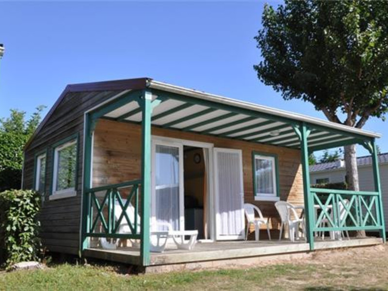 CHALET 5 Personen - 2 chambres + Tv