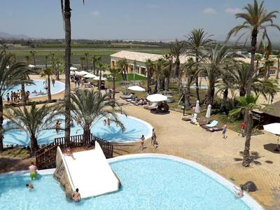 Camping Marjal Costa Blanca Eco Resort