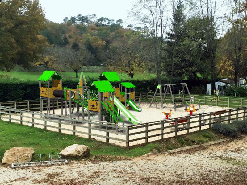 Camping Domaine des Chenes Verts