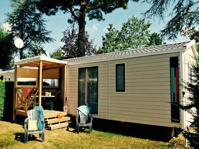 MOBILHOME 6 personnes - VENDEEN CONFORT + TV