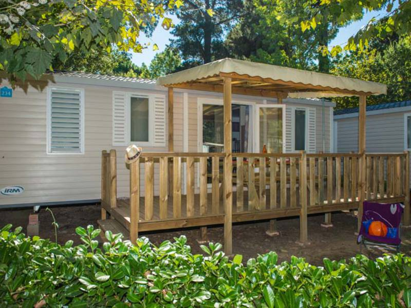 MOBILHOME 8 personnes - Cottage Tamaris Grand Confort