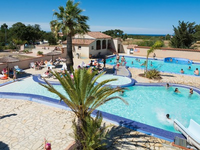 Camping Le Coste Rouge