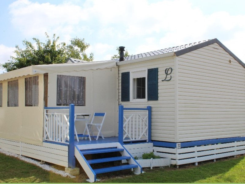 MOBILHOME 4 personnes - Mobil-home 30 m² Confort 2 chambres