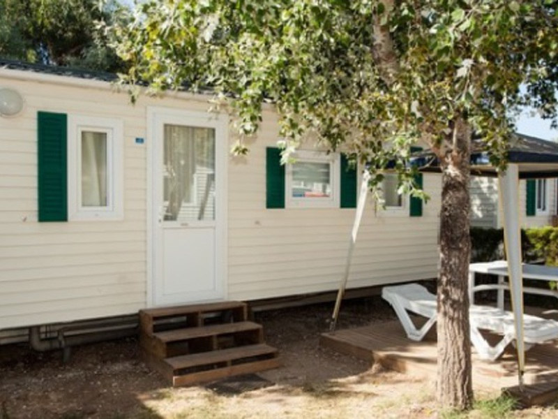 MOBILHOME 4 personnes - Bungalow 4 Pers. (4B)