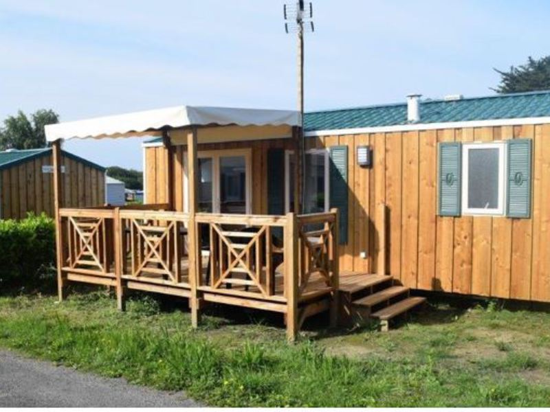 MOBILHOME 6 personnes - Grand Confort - 2 chambres