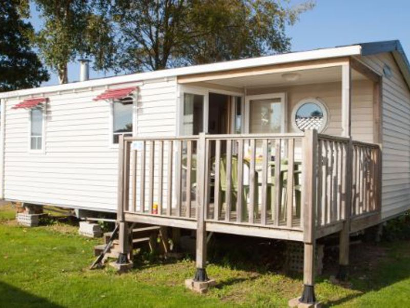 MOBILHOME 6 personnes - Confort T - 2 chambres