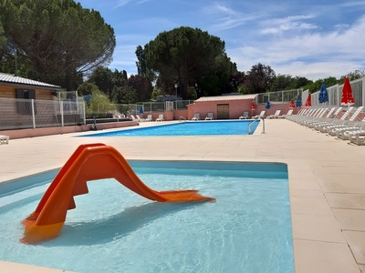 Camping Flower Provence Vallée