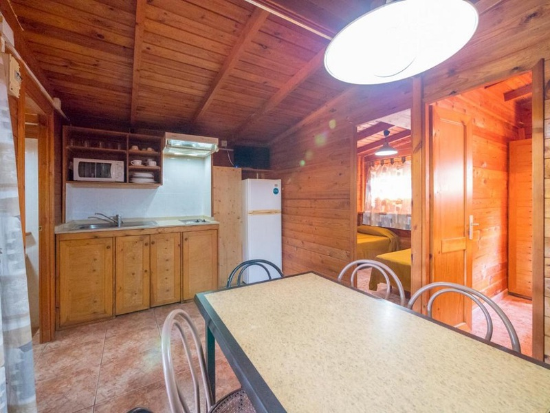 CHALET 5 personnes - Madera