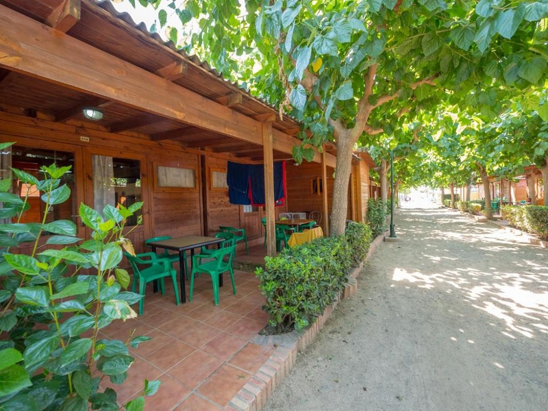 CHALET 6 personnes - Madera