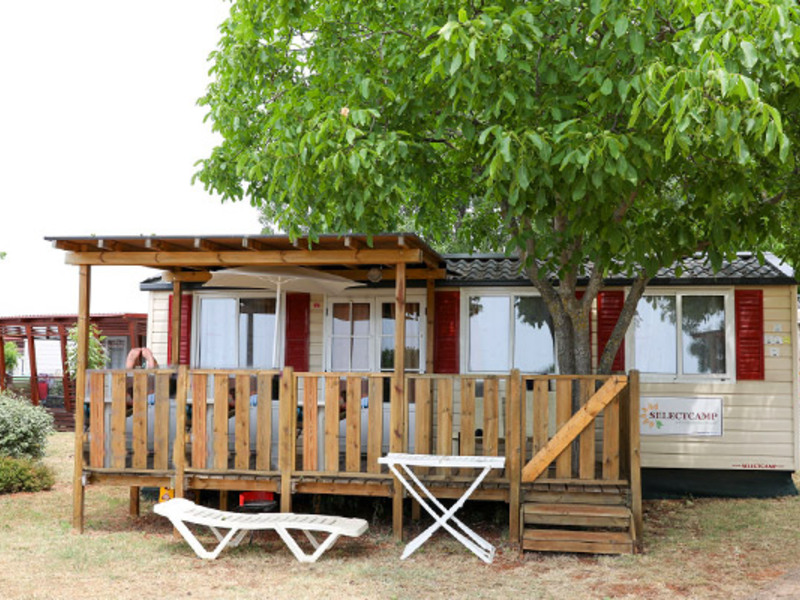 MOBILHOME 6 personnes - COMFORT