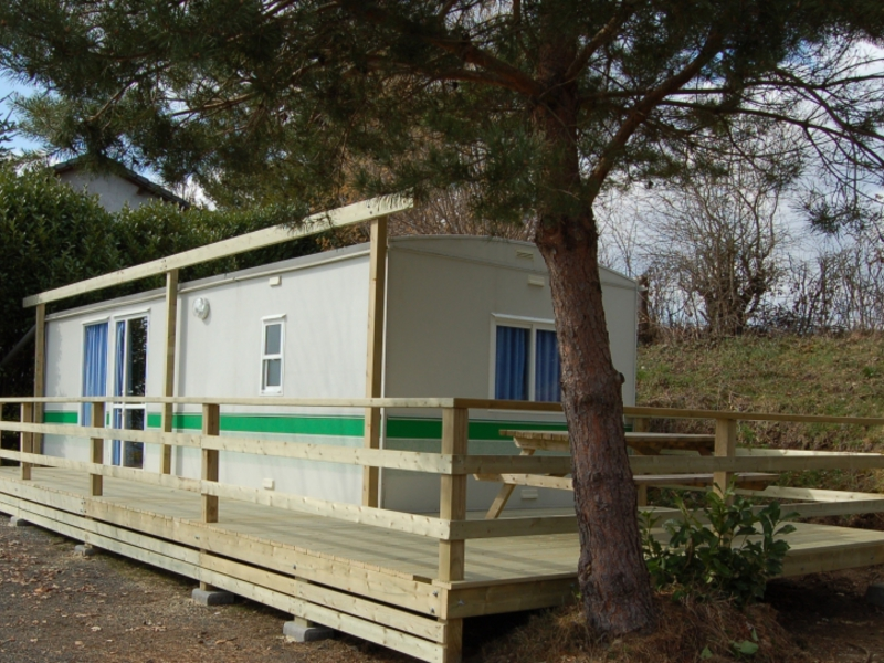 MOBILHOME 4 personnes - SANCY