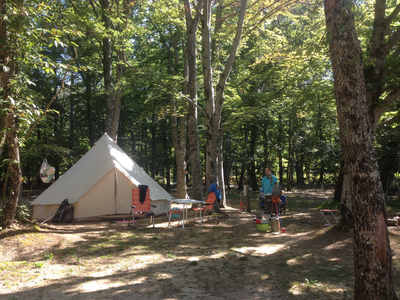 Camping Le Grand Bois
