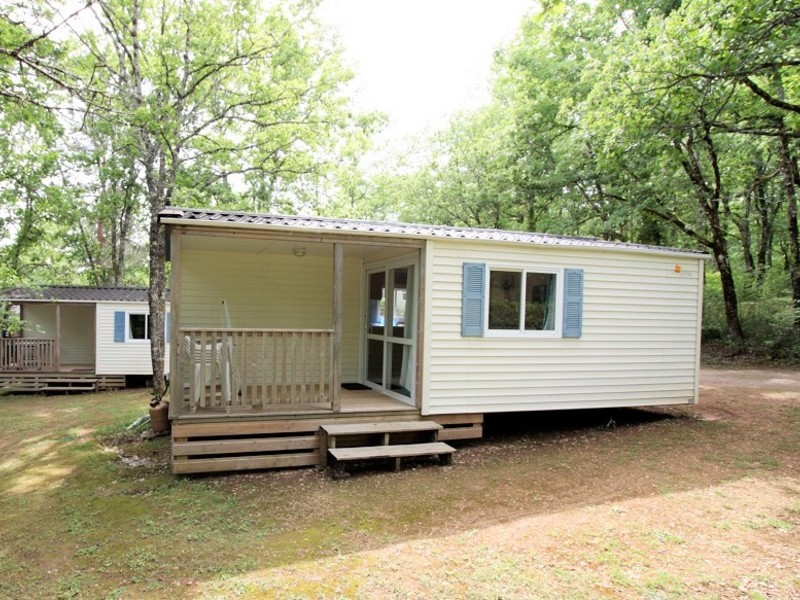 MOBILHOME 5 personnes - Rocamadour - 2 chambres TC
