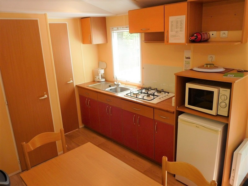MOBILHOME 5 personnes - Rocamadour - 2 chambres TNC