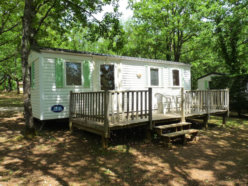 MOBILHOME 6 personnes - Rocamadour - 3 chambres