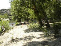 Camping le Val d'Hérault