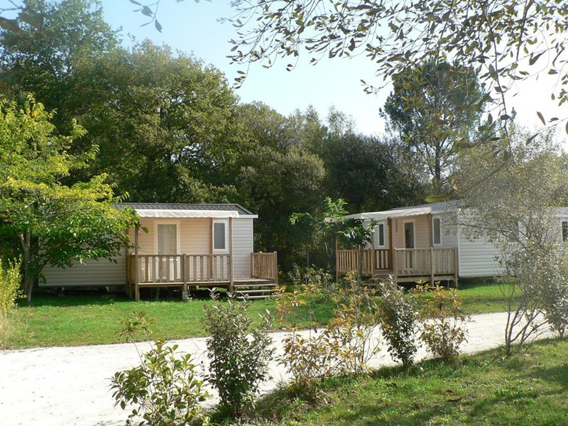 MOBILHOME 6 personnes - CONFORT + 26m2
