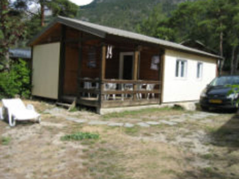 CHALET 6 personnes - Type A